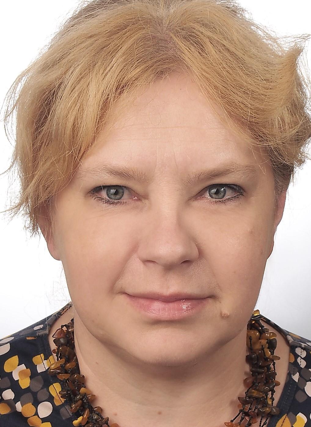 dr hab. Halina Pawłowska-Jaroń, prof. UP