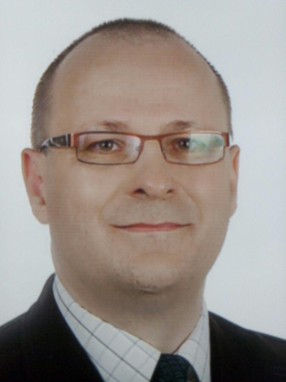 dr hab. Artur Kubacki, prof. UP