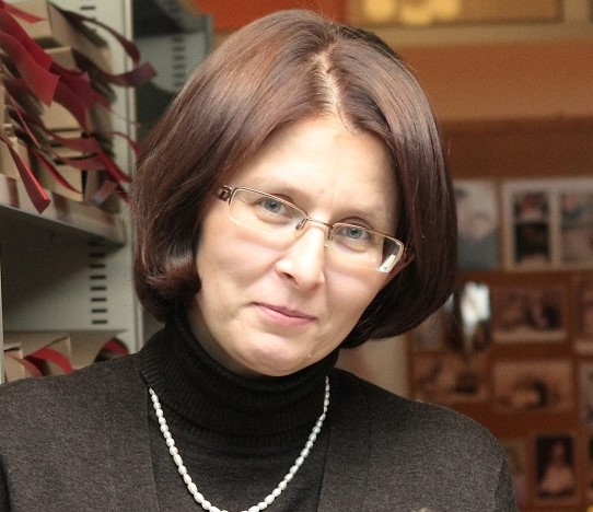 dr hab. Halina Dudała, prof. UP