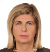 Dr hab. inż. arch. Krystyna Paprzyca, prof.PK
